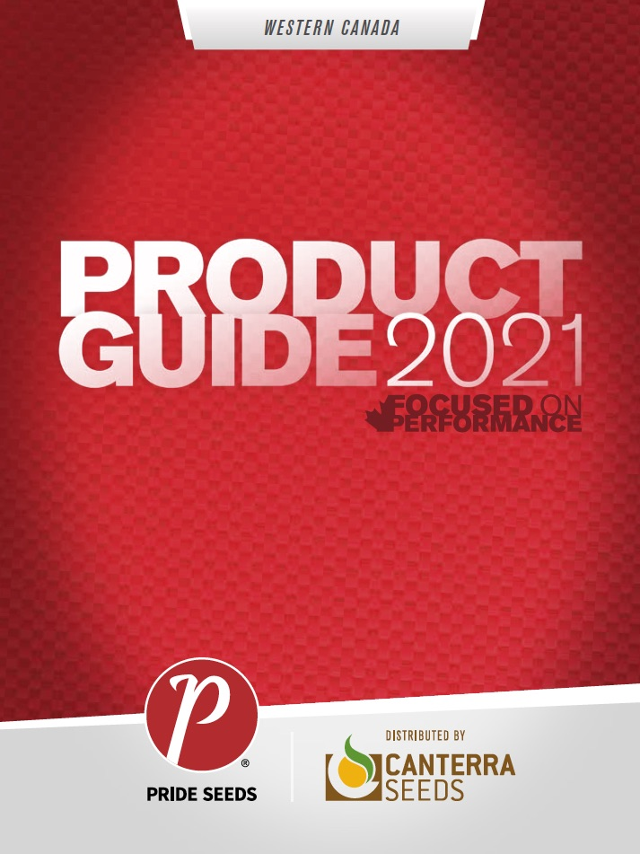 Western Canada 2021 Product Guide